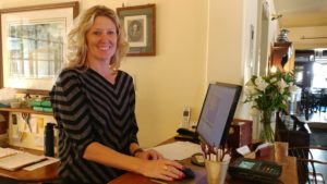 Angela Comstock at Grafton Inn