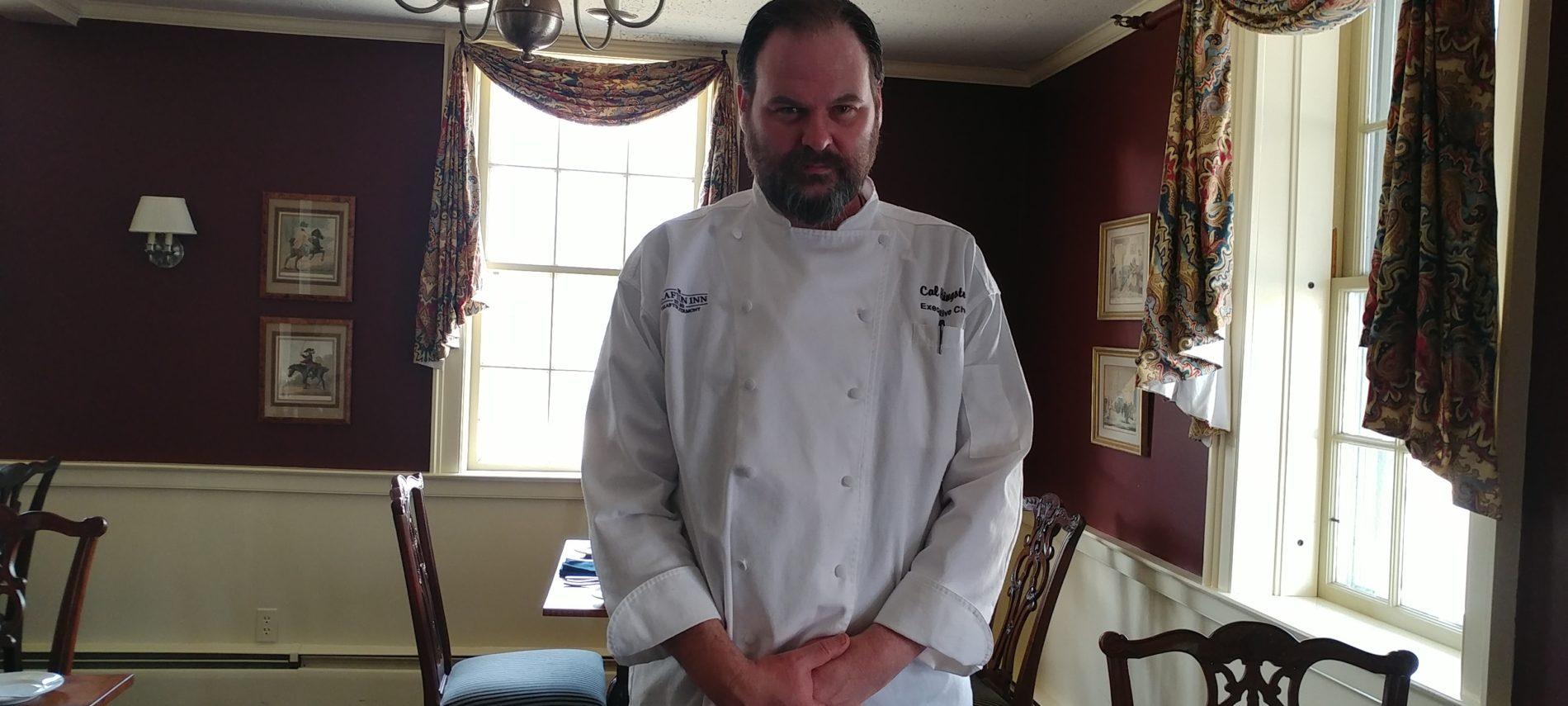 Chef Cal, Grafton Inn
