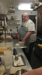 Chef Andrew, Rabbit Hill Inn