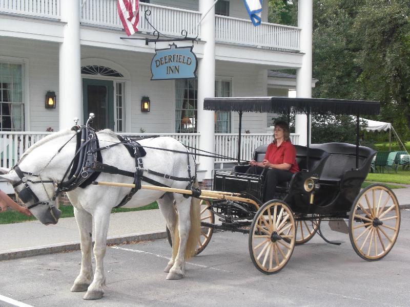 Deerfield Carriage Ride