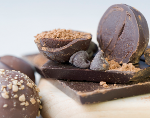 Chocolate makes the heart grow fonder and the DINE getaway sweeter.