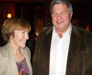 Jane Howard and Karl Sabo