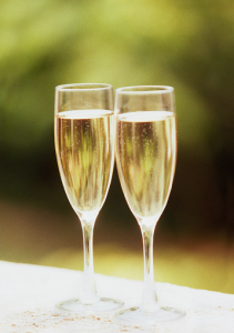 Next time you're at one of the 11 Distinctive Inns of New England, enjoy a champagne toast.