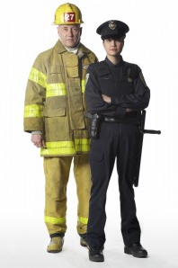 Distinctive Inns of New England honor firefighters and police