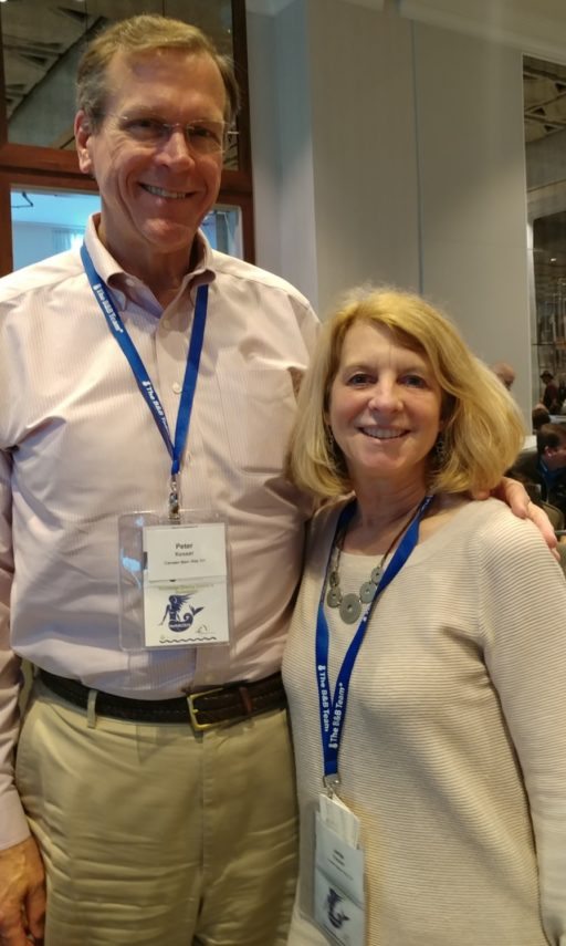 Peter and Janis Kesser of Camden Maine Stay Inn