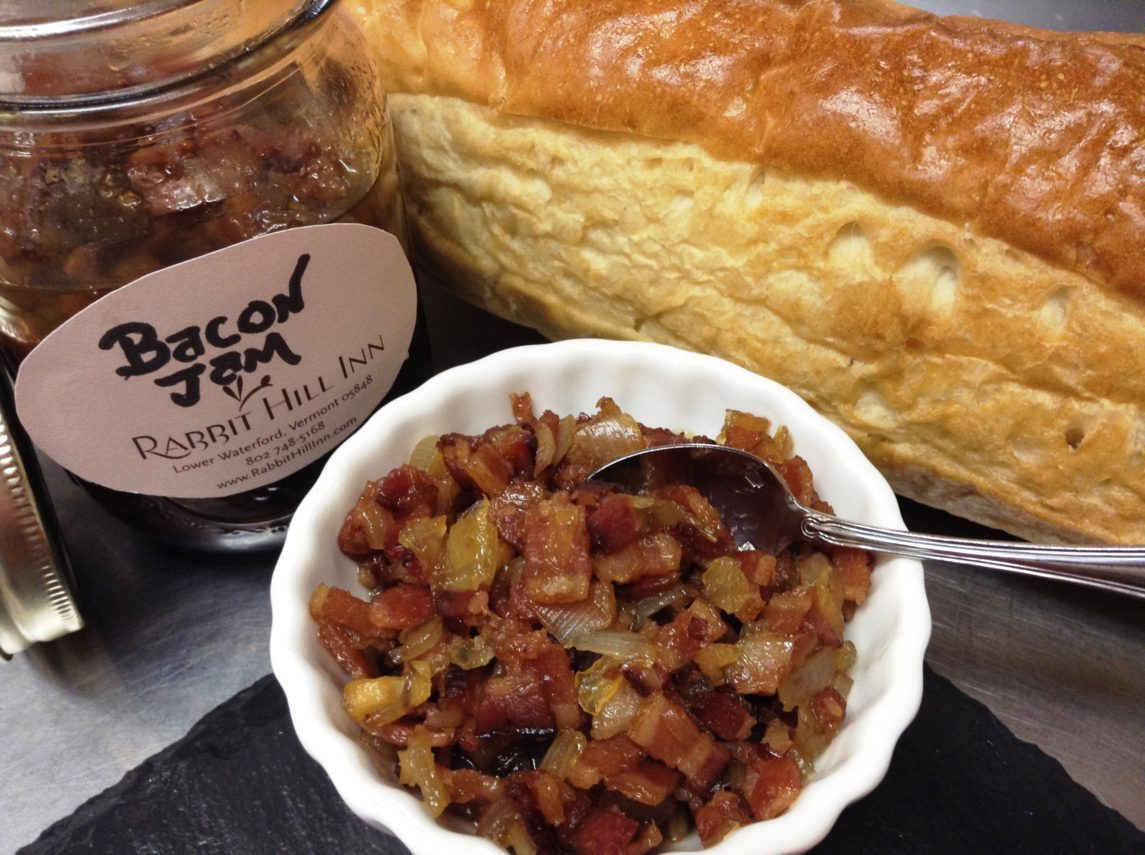 Bacon jam from Rabbit Hill Inn