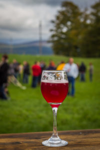 Beer festival at Hill Farmstead Brewery