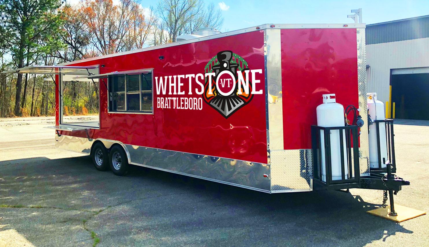 Whetstone Station Beer Truck