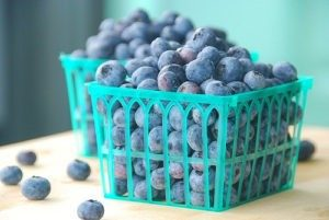 Blueberry breakfast recipes from Distinctive Inns of New England