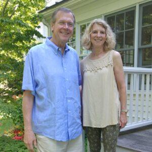 Peter and Janis Kesser