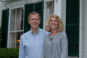 Camden Maine Stay - Peter and Janis