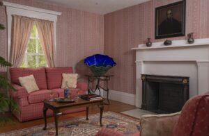 Living Room at Maine Stay Inn