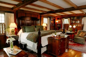 Harding Room at Captain's House Inn, Chatham, MA