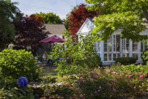 Gardens at Captain's House Inn