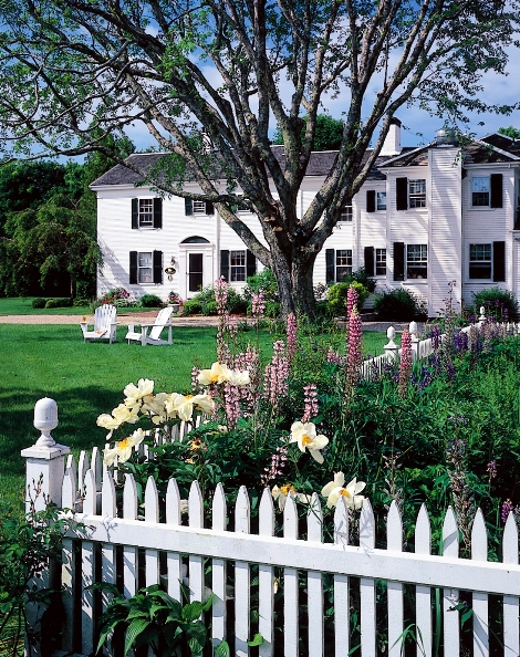 Gardens at Captain's House Inn