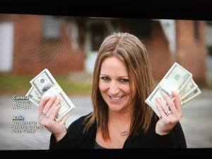 Jill Meyer of Captain's House Inn won the grand prize on the Travel Channel's Hotel Showdown show