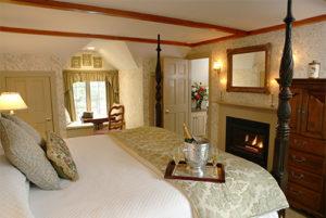 Lydia Harding Suite at Captain's House Inn