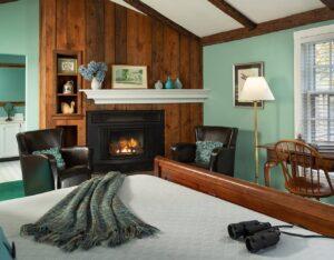 Room 18 Chesterfield Inn
