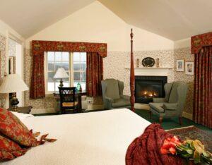 Room 20 at Chesterfield Inn