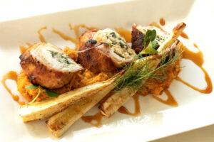 Chicken Roulade - Grafton Inn