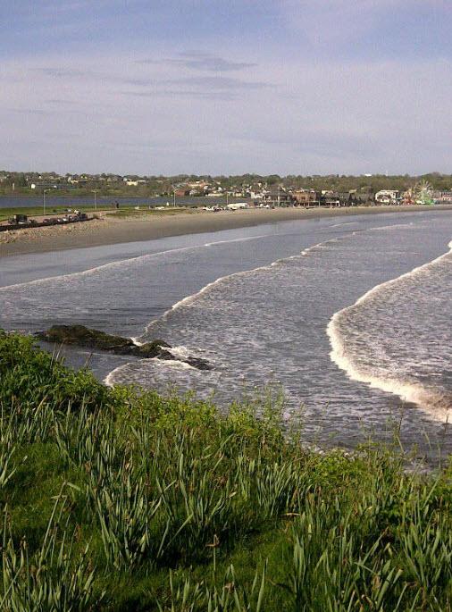 Newport, RI's Cliff Walk