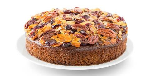 Cranberry Pecan Cake recipe from Gateways Inn & Restaurant