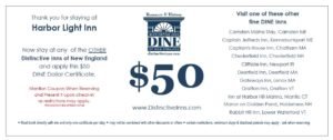 DINE dollars