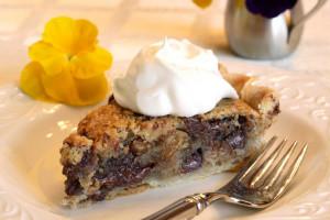 Kentucky Derby Pie recipe from Chesterfield Inn