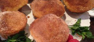 Donut Muffins from Rabbit Hill Inn