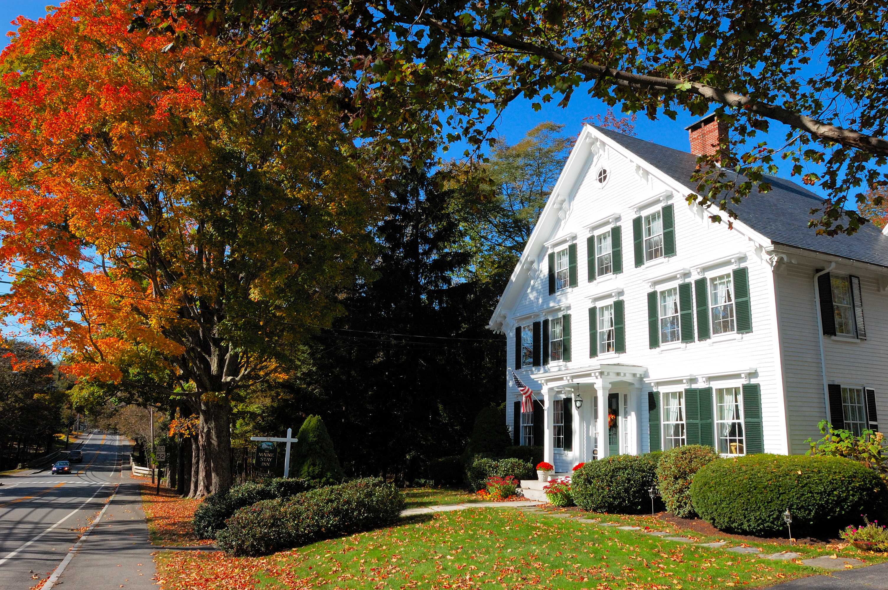 Camden Maine Stay Inn Distinctive Inns Of New England
