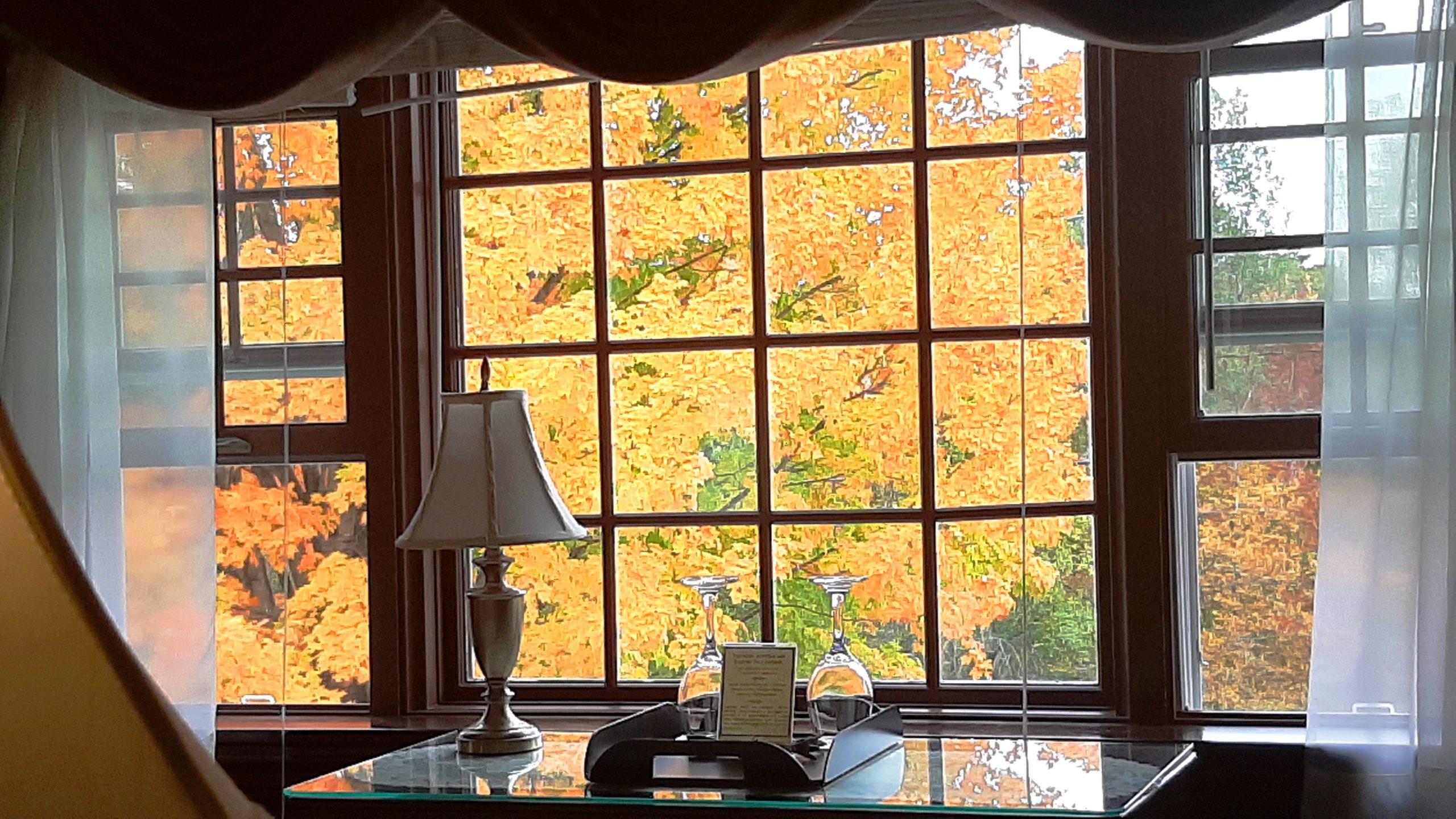 Rabbit Hill Inn room view