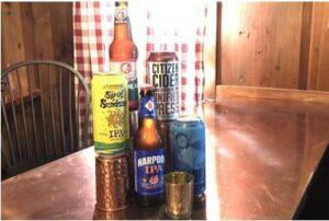 Grafton Inn - Vermont beers