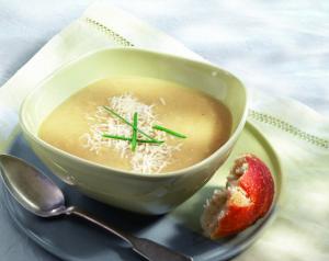Recipe for Grafton Cheddar Ale Soup