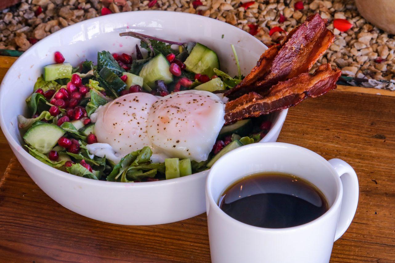 Breakfast bowl from Grafton Inn, Grafton, VT