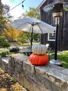 Grafton Inn pumpkins