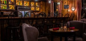 Pine Room Bar at Grafton Inn
