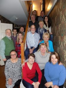 DINE innkeepers gather at Rabbit Hill Inn