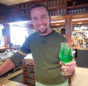 Green Goblins at Deerfield Inn