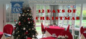 Distinctive Inns 12 Days of Christmas