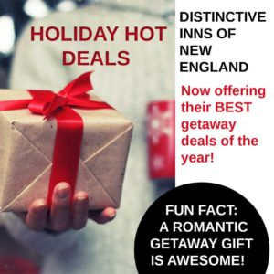 Holiday Hot Deals announcement