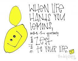 funny lemon comic