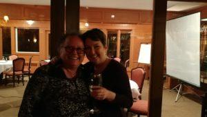 Innkeepers from Rabbit Hill Inn and Gateways Inn and Restaurant.