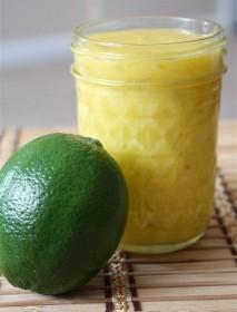Lime-Lime curd - RHI