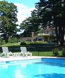 Manor on Golden Pond's pool