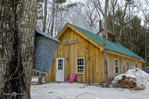 Sugar Shack at One Hundred Acre Wood, Intervale, NH