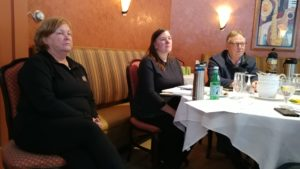 Innkeepers listen at DINE meeting