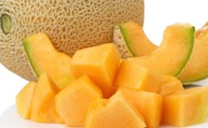 Rabbit Hill Inn recipe for chilled melon gazpatcho
