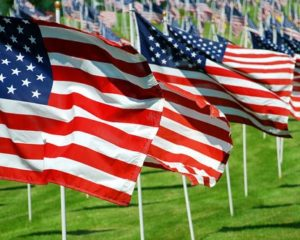 Flags - Memorial Day