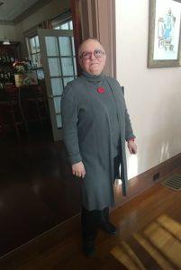 Michele Gazit, owner of the Gateways Inn