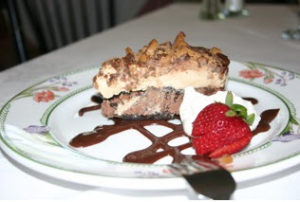 Mocha Crunch Ice Cream Cake from Chesterfield Inn
